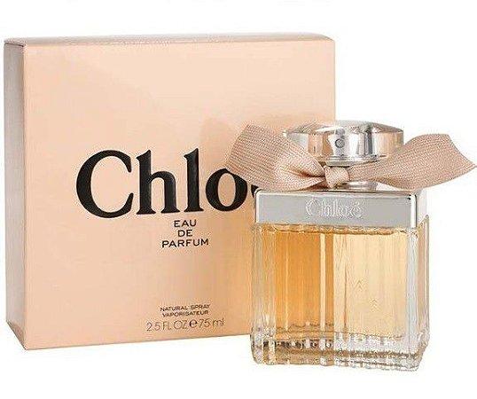 e453a3cd1e8b0 Chloé Perfume Feminino Eau de Parfum 75ml - Bela e Fina