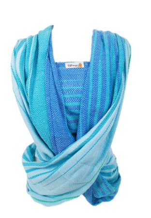 Wrap Sling Blues (Sarja esp. peixe) T4 - 3.60 mts