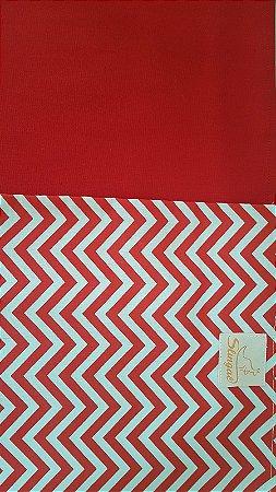 (M) FastWrap Chevron Vermelho