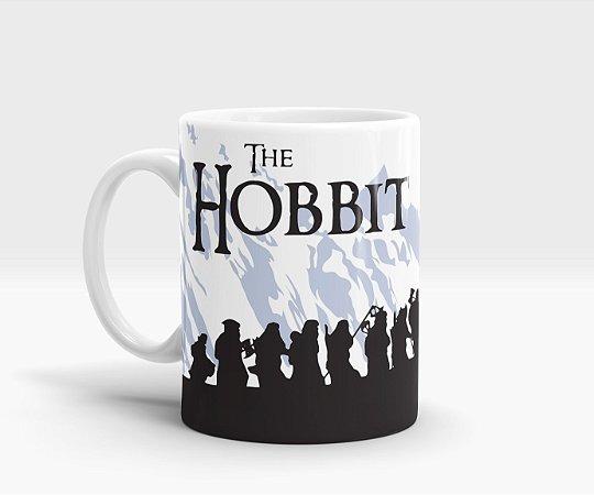 Caneca O Hobbit (Senhor dos Anéis)