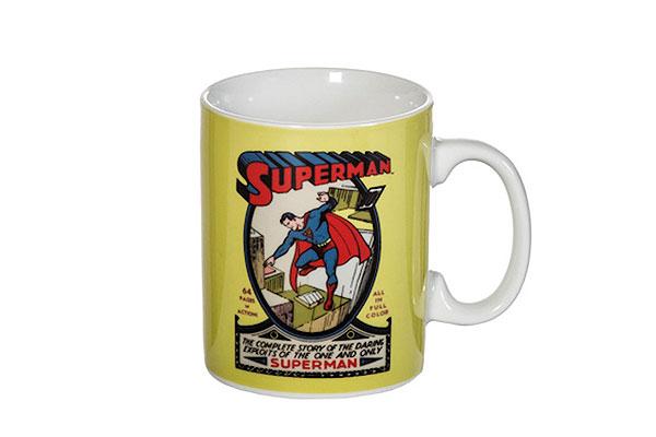 Caneca Super Homem - DC Comics
