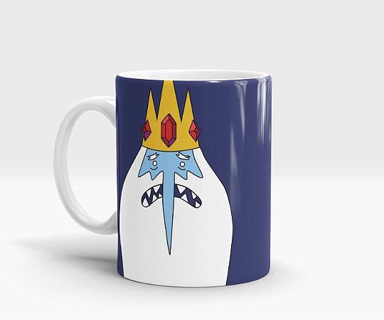 Caneca Rei Gelado - Adventure Time (Hora de Aventura)