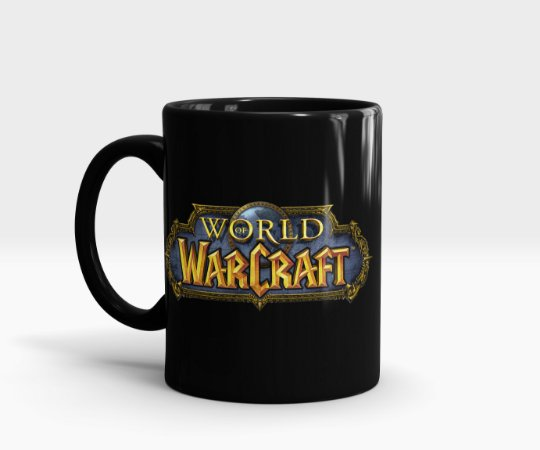 Caneca World of WarCraft (WoW)
