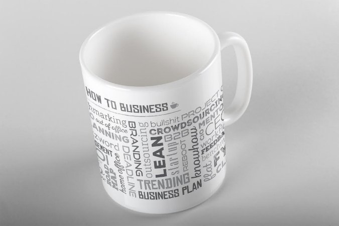 Caneca How to Business