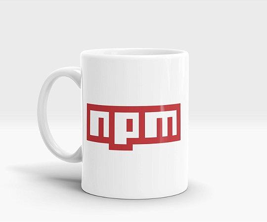 Caneca NPM