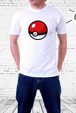 Camiseta Pokébola