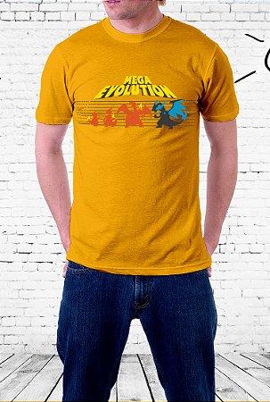 Camiseta Mega Evolution