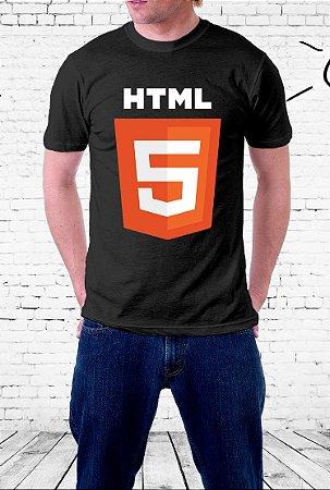 Camiseta HTML5