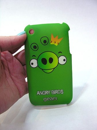 Case Angry Birds para iPhone 3G / 3 GS