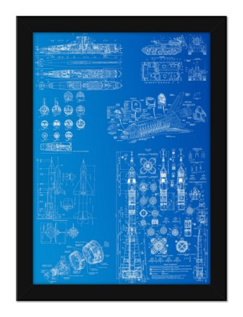 Poster - Blueprint