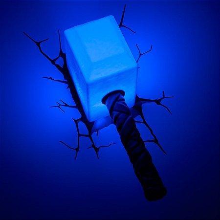 Luminária Martelo do Thor