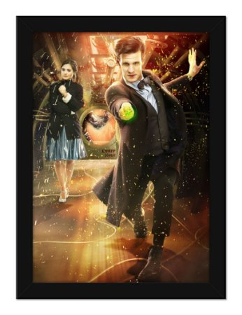 Poster Dr Who 1