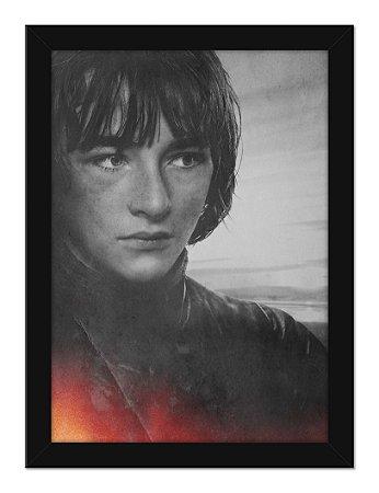 Poster Game of Thrones - Bran Stark