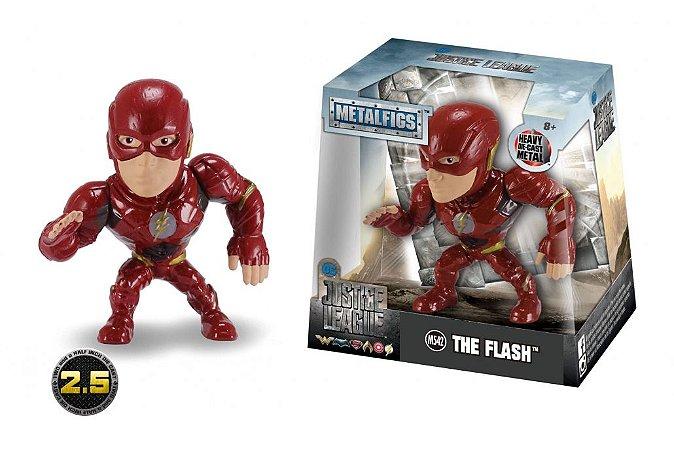 Boneco The Flash DC Liga da Justiça Metal DIE CAST Original