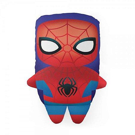 Almofada Decorativa Marvel Spider Man Homem Aranha Avengers Temática Para Quarto Sala