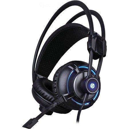 Headset Gamer HP H300 4D Com Vibração Fone de Ouvido PRO