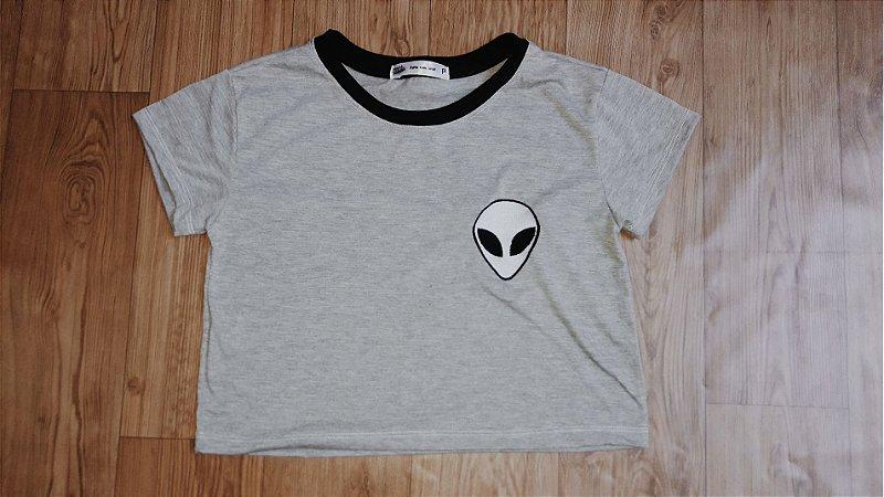 Crop top Alien