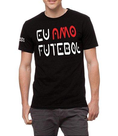 Camisetas com frases sobre futebol para os apaixonados por futebol ... f775227272381