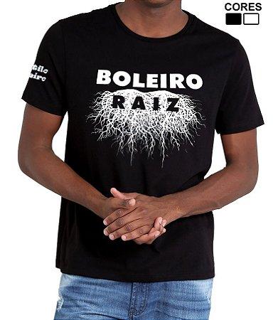 Camiseta Masculina Boleiro Raiz