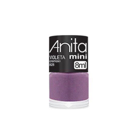 Esmalte cremoso Anita mini 8ml Violeta