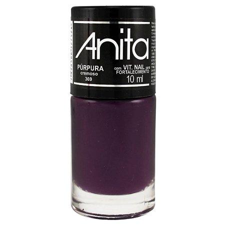 Esmalte Purpura Anita 10ml