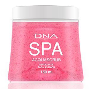 Esfoliante para as mãos DNA Italy Acquascrub 150ml
