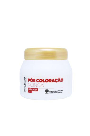 Máscara Pós Coloração Soho Guenki 250g