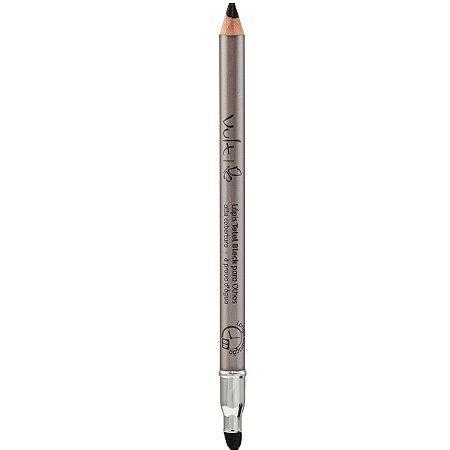 Lápis Total Black para os olhos de longa duração Vult