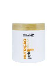 Máscara Nutrição Intensa para Cabelos Soho Guenki 500g.