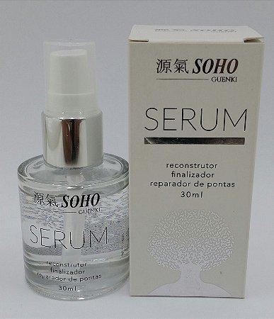 Serum Soho Reconstrutor, Finalizador e Rep. de Pontas 30ml