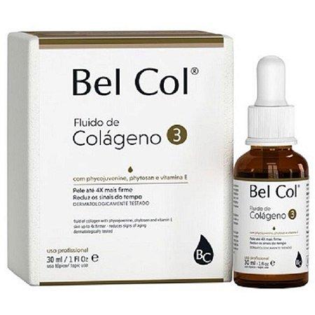 BEL COL 3 FLUIDO DE COLAGENO 30ML