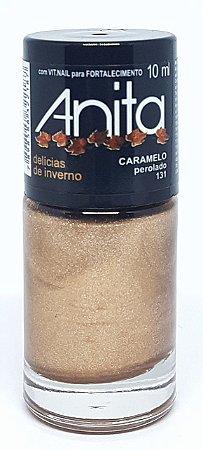 Esmalte Perolado Anita Caramelo 10ml