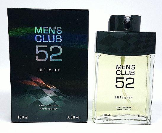 Perfume Masculino Men's Club 52 Infinity 100ML
