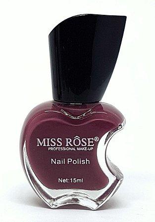 Esmalte Cremoso 67 - Miss Rôse 15ml - Lançamento