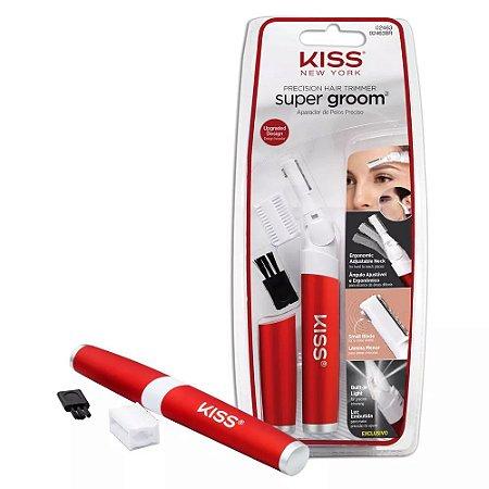 Aparador de Pelos Preciso Kiss 2463BR Super Groom