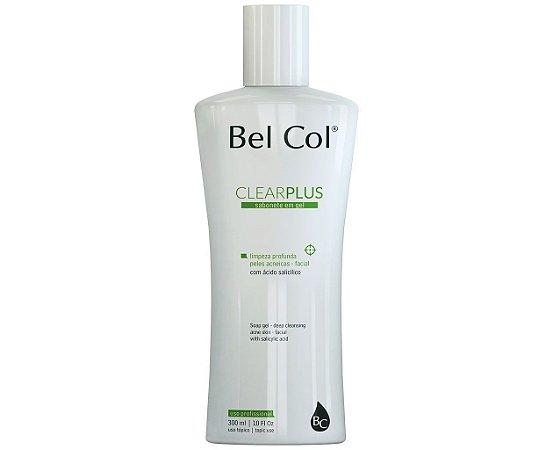 Sabonete em Gel Clear Plus Bel Col 285 ml
