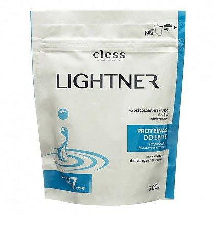 Pó Descolorante Lightner Cless Proteínas do Leite 300g