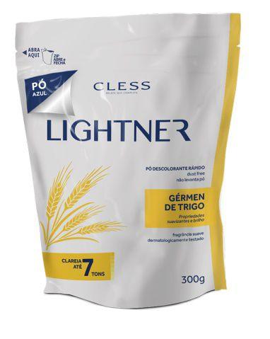 Pó Descolorante Lightner Cless Gérmen de Trigo 300g