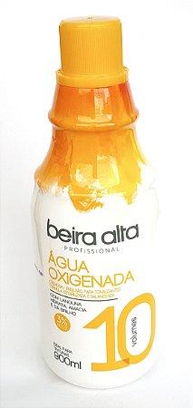 Água Oxigenada Cremosa 10 Volumes Beira Alta 900ml