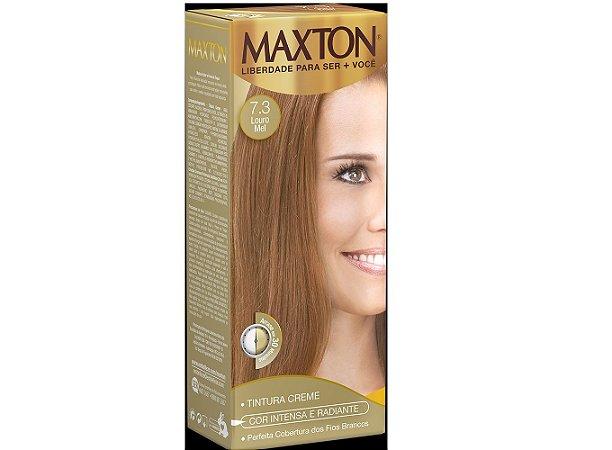 Tintura Embelleze Maxton 7.3 Louro Mel