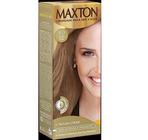 Tintura Embelleze Maxton 8.0 Louro Claro