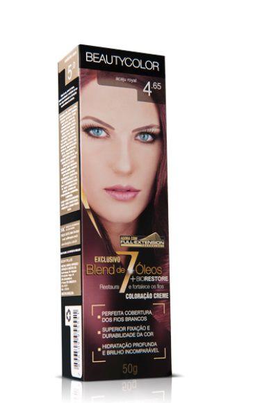 Tintura Individual Beauty Color 4.65 Acaju Royal
