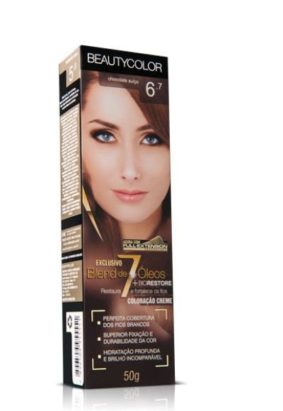 Tintura Individual Beauty Color 6.7 Chocolate Suíço