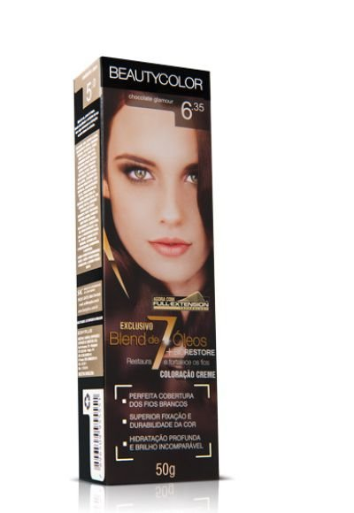 Tintura Individual Beauty Color 6.35 Chocolate Glamour