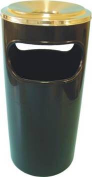 Cinzeiro Lixeira em Plástico