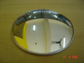 Espelho convexo 90mm