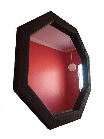 Espelho Redondo Decorativo 50 Cm
