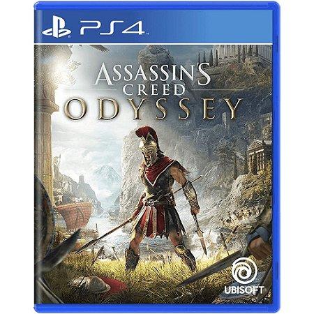 Jogo Assassin's Creed Odyssey - PS4