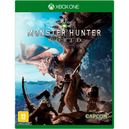 Jogo Monster Hunter: World - Xbox One