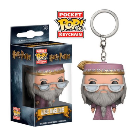 Chaveiro Pop! Keychain: Harry Potter - Dumbledore